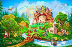 Озвучивание детских голосов и мультфильмов 12 - kwork.ru