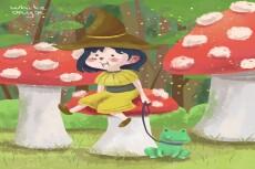 Нарисую детскую иллюстрацию 12 - kwork.ru
