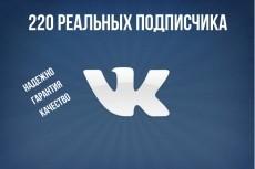 550 подписчиков ВКонтакте в группу, паблик. Живые, качественные. Друзья ВК 20 - kwork.ru