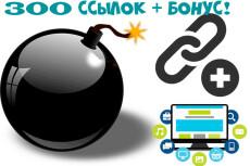 320 ссылок с прокачанных твиттер аккаунтов. Ускорение индексации 31 - kwork.ru