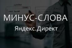 Создам и настрою рекламную кампанию для РСЯ под 1 базовый ключевик 5 - kwork.ru