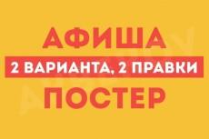 Тематический постер 12 - kwork.ru