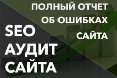 Выявлю и подскажу как устранить ошибки внутренней поисковой оптимизаци 14 - kwork.ru