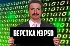 Копия лендинга под ключ 7 - kwork.ru
