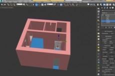 3д визуализация, экстерьер дома и дизайн фасадов 32 - kwork.ru