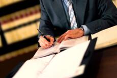 Напишу статью на юридическую тематику 4 - kwork.ru