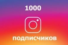 Оформлю аккаунт Instagram 37 - kwork.ru
