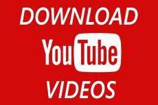 Скачаю с YouTube до 50 Гб любых видео в наивысшем качестве 10 - kwork.ru