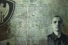 Изготовлю макет календаря  - домик 6 - kwork.ru