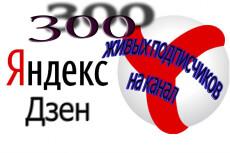 Яндекс Дзен - комплексное продвижение 3 - kwork.ru