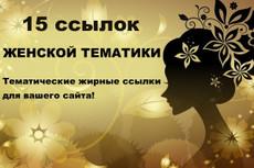 Ручной статейный прогон по 40 чистым сайтам + написание статьи 24 - kwork.ru