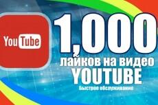 5000 просмотров с удержанием 70-100 процентов YouTube 27 - kwork.ru