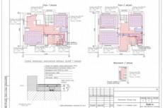 Проектирование отопления и вентиляции коттеджа 28 - kwork.ru