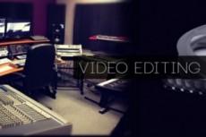 Видео монтаж - обрезка - склейка - звук 17 - kwork.ru