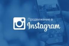 Раскрутка Инстаграм аккаунта 4 - kwork.ru