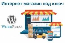 Интернет магазин под ключ 14 - kwork.ru