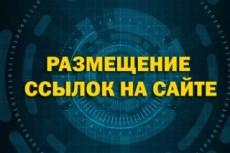 2  статьи на женских сайтах. 1400 хостов в сутки, вечные ссылки 7 - kwork.ru