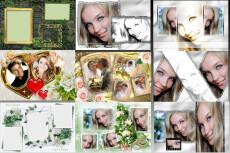 Фотоколлаж из картинок и фотографий 5 - kwork.ru