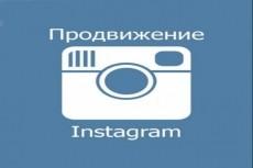 +1000 Подписчиков в ваш аккаунт instagram, отличное качество 23 - kwork.ru