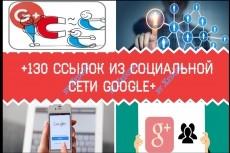 Вывод в ТОП Google. 30 вечных ссылок с PR9 10 - kwork.ru