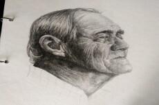 Напишу портрет акварелью 25 - kwork.ru