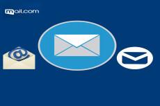 Зарегистрирую любой почтовый ящик 14 - kwork.ru