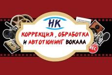 Красивый эквалайзер для вашего трека 9 - kwork.ru