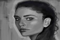 Рисунки, портреты, иллюстрации 11 - kwork.ru