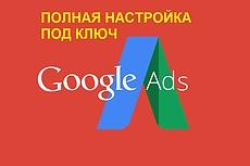Рекламная кампания в РСЯ Яндекса 19 - kwork.ru
