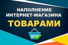 Импорт, экспорт товаров OpenCart 10 - kwork.ru