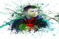 Портрет в стиле Дрим арт 33 - kwork.ru