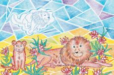 Детская иллюстрация 30 - kwork.ru