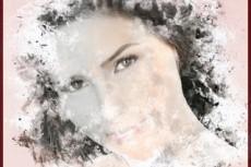 Нарисую портрет по фотографии в стиле GTA 24 - kwork.ru