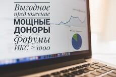 Крауд-ссылки - ручное размещение 10 ссылок на АВТО форумах 14 - kwork.ru