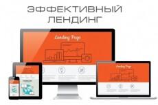 Создание сайтов, лэндингов на Html, Wordpress и Joomla 20 - kwork.ru