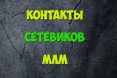 База 30000 скайпов интернет предпринимателей 7 - kwork.ru
