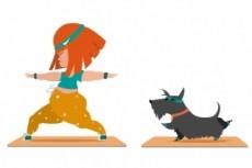Нарисую иллюстрации для детской книги 11 - kwork.ru