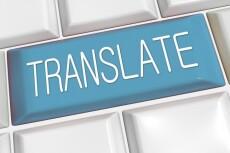 Сделаю грамотный перевод текста с английского языка на русский 23 - kwork.ru