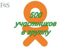1000 +100 живых участников в группу Одноклассники 11 - kwork.ru