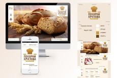 Создам Дизайн для Вашего сайта 31 - kwork.ru