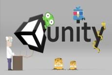 Создам 2D/3D игру на Unity 9 - kwork.ru