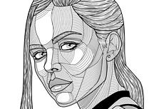 Цифровой портрет в стиле комиксов 23 - kwork.ru