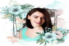 Портрет в стиле Масло 30 - kwork.ru