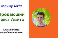 Напишу 5 продающих объявлений для продаж на Авито 5 - kwork.ru