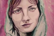 Нарисую ваш портрет акварелью 17 - kwork.ru