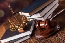 Помогу в написании курсовой работы в области юриспруденции 12 - kwork.ru