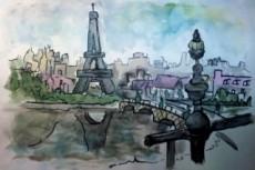 Нарисую картину, эскиз 21 - kwork.ru