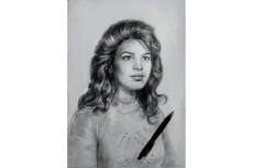 Нарисую Черно-белый и цветной аниме портрет по вашим фото 26 - kwork.ru