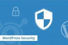 Повышу безопасность Word Press 7 - kwork.ru