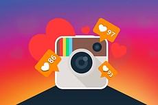 Продвижение ваших аккаунтов Instagram, Лайки на фото, Подписчики 8 - kwork.ru